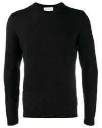 Stephan Schneider | Blue 'poplars' Wool Sweater for Men | Lyst