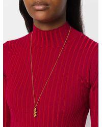 Imogen Belfield Metallic 'triple Star' Necklace