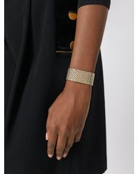 Givenchy - Metallic Box Chain Bracelet - Lyst