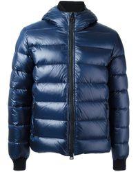 Rossignol | Blue 'cesar' Down Jacket for Men | Lyst