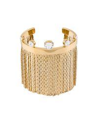 Ca&Lou | Metallic 'karen' Bracelet | Lyst