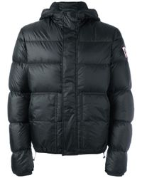 Rossignol | Black Layer Down Jacket for Men | Lyst
