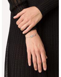 Vivienne Westwood - Metallic 'doreen' Bracelet - Lyst