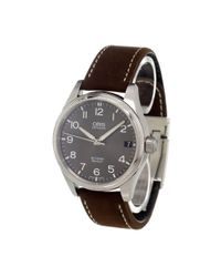 Oris - Brown 'big Crown Propilot Date' Analog Watch - Lyst