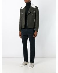 Dolce & Gabbana - Blue Tapered Jeans for Men - Lyst