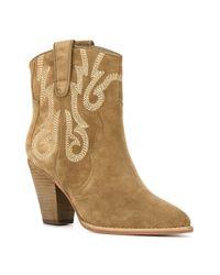 Ash Multicolor 'joe' Boots