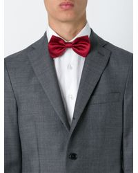 Dolce & Gabbana Gray Classic Bow Tie for men