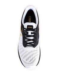 Asics White 'FuzeX Lyte' Sneakers for men