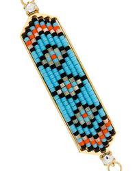 Shourouk - Metallic 'moodz Pyr' Bracelet - Lyst
