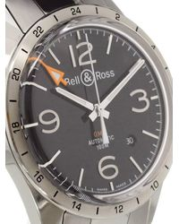 Bell & Ross Multicolor 'ross Vintage' Analog Watch for men