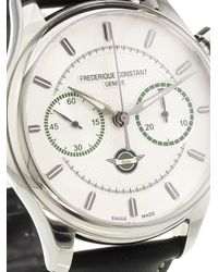 Frederique Constant - Multicolor 'rally Healey Chronograph Ltd' Analog Watch - Lyst