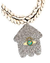 Figue - Multicolor 'goddess' Necklace - Lyst
