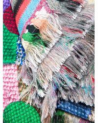 Pierre Louis Mascia - Multicolor 'alopie' Scarf - Lyst