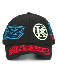 KTZ | Black 'satan' Cap for Men | Lyst