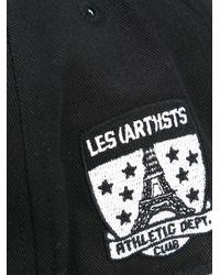 LES (ART)ISTS - Black Les (art)ists Logo Cap for Men - Lyst