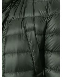 Herno Green Padded Jacket for men
