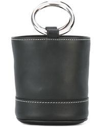 Simon Miller - Black 'bonsai' Clutch Bag - Lyst