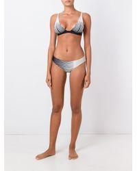 La Perla Black 'voyage' Bikini Bottom