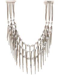 Rosantica | Metallic 'california' Necklace | Lyst