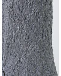 Kitx Black 'shapes Interact' Skirt