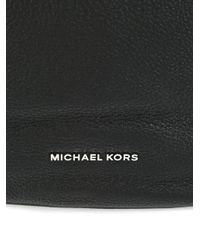 MICHAEL Michael Kors Black 'lupita' Crossbody Bag