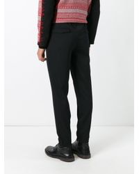 Dior Homme Black Skinny Trousers for men