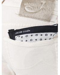 Jacob Cohen | Black Skinny Trousers for Men | Lyst