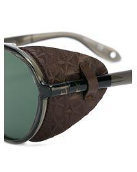 Givenchy | Black Aviator Style Sunglasses | Lyst