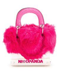 Nicopanda - Multicolor Muffin Top Clutch - Lyst