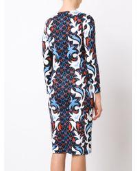 Mary Katrantzou - Multicolor 'pluto' Dress - Lyst