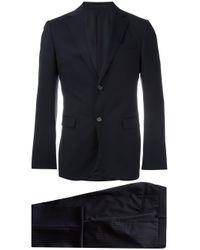 Z Zegna | Blue Two Piece Suit for Men | Lyst