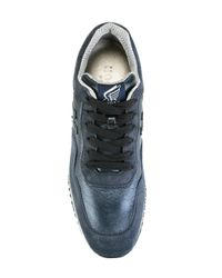 Hogan - Blue 'interactive' Sneakers for Men - Lyst