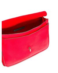 Rebecca Minkoff Red - 'darren' Shoulder Bag - Women - Leather - One Size