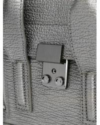 3.1 Phillip Lim - Metallic - Mini Pashli Satchel - Women - Calf Leather - One Size - Lyst