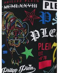 Philipp Plein - Multicolor My View T-shirt for Men - Lyst