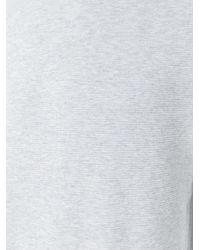 DIESEL   Gray Crew Neck Sweatshirt for Men   Lyst