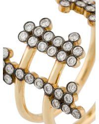 Yannis Sergakis - Metallic Charnières Diamond Ring - Lyst