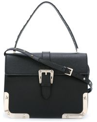 RED Valentino | Black Single Handle Crossbody Bag | Lyst