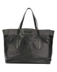 Jimmy Choo - Black - Pimlico Tote - Men - Leather - One Size for Men - Lyst