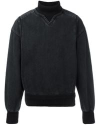 Juun.J - Gray Oversized Denim Jumper for Men - Lyst