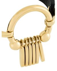 Chloé - Black Marin Bracelet - Lyst