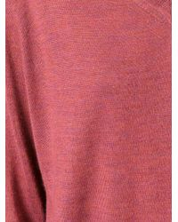 Isabel Marant - Red - Bilbao Pullover - Women - Silk/cashmere - 36 - Lyst