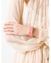 Bex Rox - Pink Andromeda Cuff - Lyst