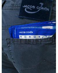 Jacob Cohen | Blue Slim-fit Trousers for Men | Lyst