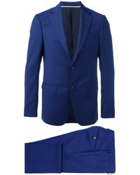 Z Zegna | Blue Two-piece Formal Suit for Men | Lyst