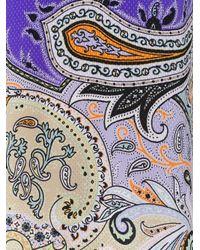Etro | Multicolor Multi Printed Blouse | Lyst