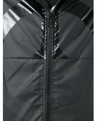 Love Moschino - Black Peace Symbol Windbreaker for Men - Lyst