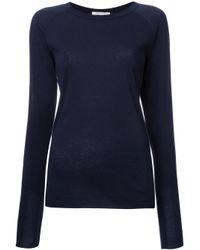 Nili Lotan | Blue - Cropped Jeans - Women - Cotton - S | Lyst