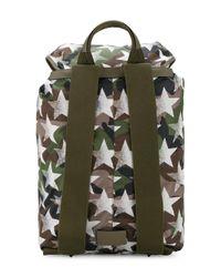 Valentino - Green Garavani Camustars Backpack for Men - Lyst