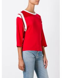 MM6 by Maison Martin Margiela - Red Anniv 20 T-shirt - Lyst